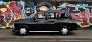 Iconic London cab for funerals